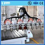 6axis 8axis patas de la mesa rotativa grabado en madera Talla CNC Router