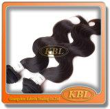 Grossist-malaysisches Haar, das von Kbl spinnt