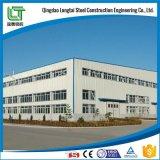 Estructura prefabricada de acero ligero de construcción de almacenes (LTL340)