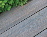 A cor da mistura Co-Expulsou Decking