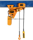 低いHeadroom 1ton Electric Hoist