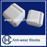 Antidesgaste bloques de desgaste Cerámica