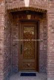 シアムンのライオンのアパートのための単一の錬鉄のドアデザイン