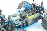 Véhicule nitro du jouet 2.4GHz 4WD RC d'enfants d'échelle de 1h10