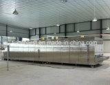 Congélateur de tunnel fait dans la libération de la Chine IQF
