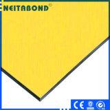 ACP d'Alucobonds utilisé sur le meilleur matériau de décoration