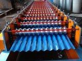 Machine de formation ondulée en acier de tuile de toit
