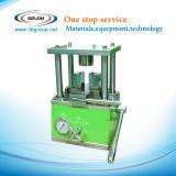 Цилиндрическая машина 18650 случаев гофрируя для лаборатории