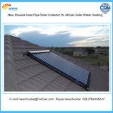Collettore solare pressurizzato del condotto termico con la buona prestazione