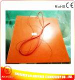 rubberVerwarmer van het Silicone van het Bed van 350*450*1.5mm 3D Printer Verwarmde