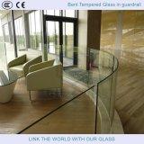Gehard glas voor de Omheining van het Glas en de Leuning van het Glas
