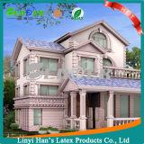El color de pintura exterior de Han mejor para la casa