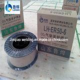 Провод заварки Er70s-6 MIG медный покрытый 0.8-1.6mm