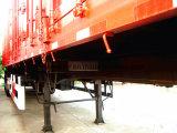 [45م3] تخليص مقطورة 3 محور العجلة شاحنة قلّابة [تريلر تروك] لأنّ نوع فحم