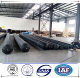 構築および注ぐコンクリートに使用する膨脹可能なゴム製コア型