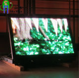 Pantalla P10 ahorro de energía LED de acceso frontal