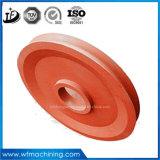 Moulage au sable de fer de moulage d'OEM Ht220/Ggg40 de matériel de forme physique/de gymnastique de Hom/de pièces de rechange de tapis roulant