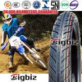 Tubo Argelia famoso color 70 / 90-14 neumático de la motocicleta