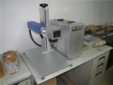 20W de Laser die van de Vezel van de Desktop Machine merken