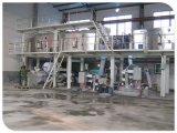 Panneau de puce gris faisant la machine