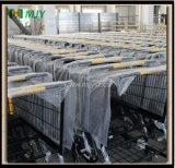 250 litros del supermercado de carro de compras americano Mjy-250c