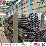 Труба черного углерода b ранга ASTM A53 безшовная стальная