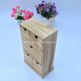 Шкаф древесины Paulownia ящиков дешевого сбор винограда Eco-Friendly
