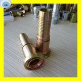6000 flangia idraulica di SAE del montaggio di tubo flessibile di PSI 87611
