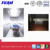 ascenseur résidentiel de passager de civière de bâti de la capacité 1000kg