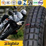 Natürliche Motorrad-Reifen des Chile-neue Muster-2.25-18