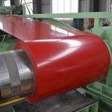 Катушка Galvalume изготовления материальным покрынная цветом стальная (0.15mm-0.8mm) PPGL