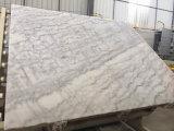 Encomendar em mármore, laje de mármore, pedra de mármore branco nano