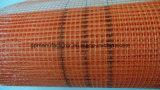 4X4 het Verschillende die Netwerk van de Glasvezel van de Kleur 145G/M2 in Muur Conner wordt gebruikt
