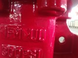 UL/FM het Van een flens voorzien Eind van de Klep van de poort 200psi-OS&Y Type