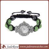 Signora multicolore calda Bracelet Watch di modo della cinghia