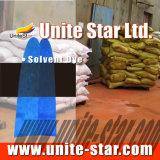 Tintura solvibile (azzurro solvibile 35) con buona miscibilità all'ABS