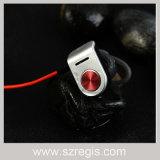 Sports Bluetooth stéréo sans fil binaural 4.1 d'écouteur un écouteur du frottement deux