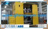 Beweglicher Behälter-Typ automatisches Einsacken und Waage