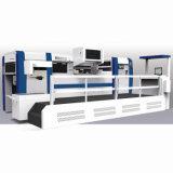 Stagnola calda tagliante automatica della macchina che timbra la stampatrice