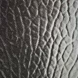 Seção clássica da certificação Z010 do ouro do GV do couro do PVC do couro artificial do PVC do couro da pasta da trouxa do saco do teste padrão de Lychee