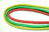 Cuerda Estilo redonda de metal de goma elástica equipaje