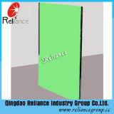 glace de flotteur teintée vert-foncé de 5mm avec Ce/ISO