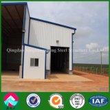 Casa ligera prefabricada de la estructura de acero (XGZ-A033)