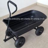 Remorque lourde de jardin, chariot de dumping de service d'outil (TC2145)