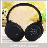 Matte Surface Heavy Bass Stereo Bluetooth V4.1 Headset Battery Headset