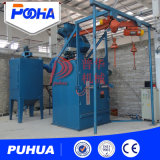 Tipo de suspensão Shot Blasting Machine Gancho Tipo Cheap Price Surface Cleaning and Casting