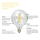 2W 4W 6W 2700k LED Heizfaden-Birne Dimmable