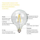 bulbo Dimmable do filamento do diodo emissor de luz de 2W 4W 6W 2700k