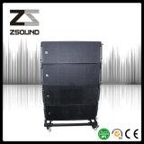 "Zsound 직업적인 오디오 두 배 12 "" 선 배열 사운드 시스템"
