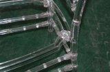 Présidences bon marché de Chiavari d'espace libre de polycarbonate, présidences de Tiffany pour le mariage